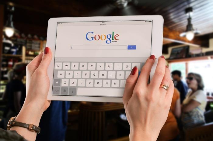local listings google tablet